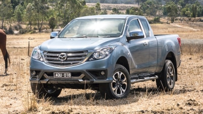 """Mazda aiming for more """"butch"""" BT-50"""