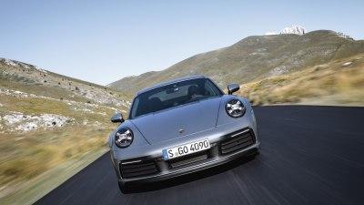 Porsche details 911 Hybrid