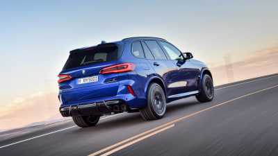 Next BMW M SUVs could switch to plug-in hybrid power