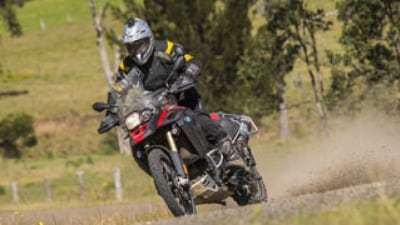 BMW F 800 GS Adventure review
