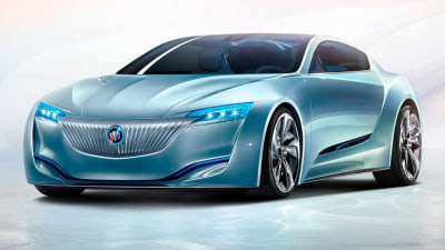 Buick Riviera Concept Revealed At Shanghai Motor Show