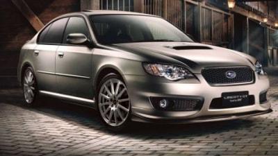 Subaru Liberty GT STI: 250 Reasons to Cry if you're Broke