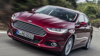New Mondeo In Australia From April, Hybrid Likely To Follow