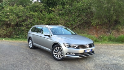 Volkswagen Passat Wagon Recalled For Sunroof Safety