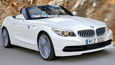 2012 BMW Z2 Roadster On The Way?