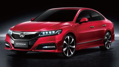 Honda Spirior And Concept B Unveiled At Beijing Auto Show