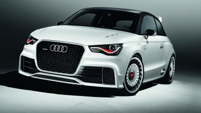 Audi A1 Clubsport Quattro Concept Revealed At Wörthersee