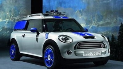New Mini SUV to be called the Crossman