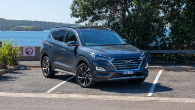 Hyundai Tucson Highlander 2019 new car review