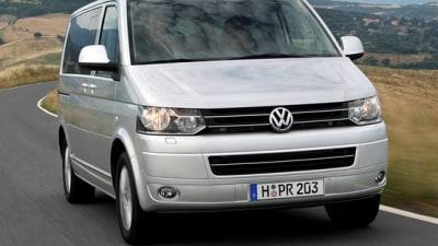 2010 Volkswagen Transporter Update Revealed In Lead-Up To Frankfurt Motor Show