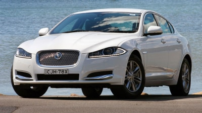 2013 Jaguar XF 2.0 Petrol Launch Review