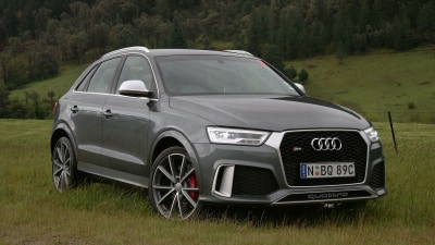 2017 Audi RS Q3 Performance REVIEW - More punch, more pace, more money