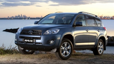 2010 Toyota RAV4 2WD CV And Cruiser Variants Join Local Line-Up