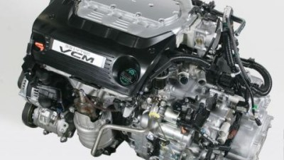 Honda Accord V6 to feature cylinder management technology