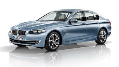 BMW ActiveHybrid 5 Revealed, Australia Under Consideration