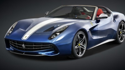 Ferrari F60 America: The US-Only, Topless US$2.5 Million F12berlinetta