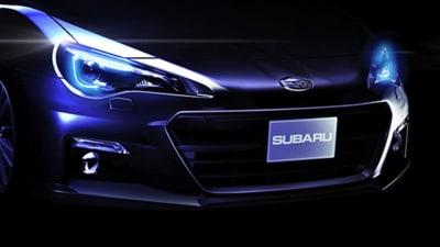 Subaru BRZ Teased Ahead Of Tokyo Motor Show Debut