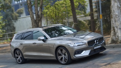 Touring Review: 2020 Volvo V60 T5 Inscription