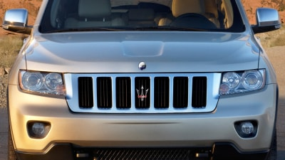 Maserati Grand Cherokee To Get Chrysler And Fiat Hearts: Report