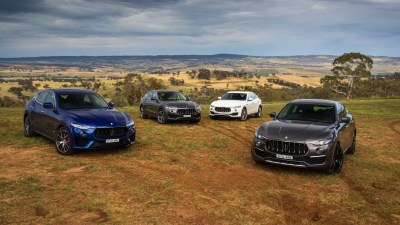 Maserati Levante 2018 review