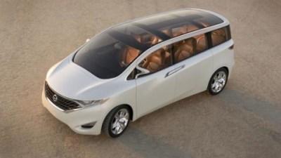 Nissan Forum concept revealed
