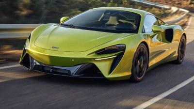 2021 McLaren Artura unveiled: Hybrid V6 joins supercar line-up