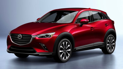 New range-topping variant for Mazda CX-3