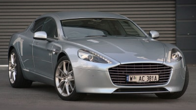 2014 Aston Martin Rapide S Review