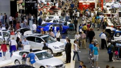 2012 Sydney motor show: Where and when?