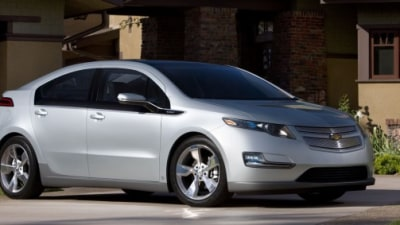 GM Commences Pre-Production Of Chevrolet Volt