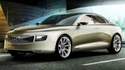 Volvo S90 To Replicate XC90 Formula To Take On Large Luxe Rivals