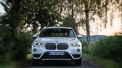 New entry-level BMW X1 revealed