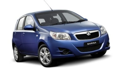 2009 Holden Barina Upgrade