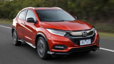 Full details: 2018 Honda HR-V