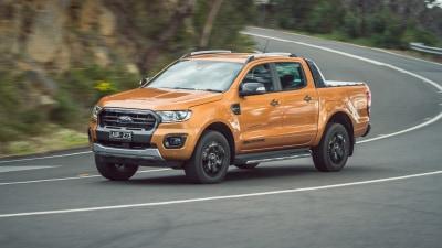 2019 Ford Ranger range review