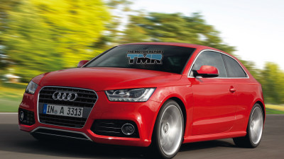 2012 Audi A3 Spied And Previewed