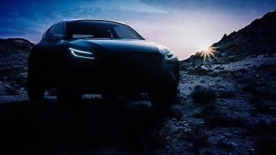 Subaru to unveil Adrenaline concept in Geneva