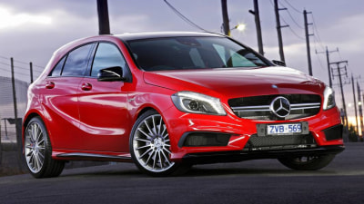 The Week That Was: A45 AMG And Fiesta ST Hatched, New Concepts Appear