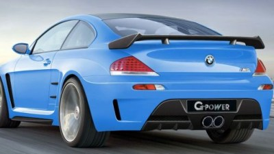 G Power M6 Hurricane CS Becomes Fastest BMW in The World