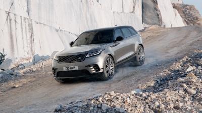 Range Rover Velar The Latest To Add JLR's 221kW Ingenium Engine