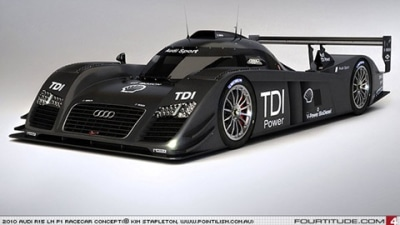 Two New Audi R15 TDI To Compete At Sebring 12 Hour Race