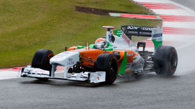 F1: Coulthard Tips di Resta To Replace Schumacher