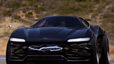 Ford's Mad Max Concepts To Show In Melbourne