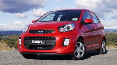 Kia Picanto Si REVIEW | Mini-Kia Cuts A Dash