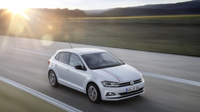 2018 Volkswagen Polo beats - price and features