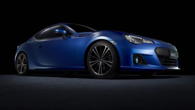 Subaru BRZ Confirmed For Australia In Mid-2012, And That's Official