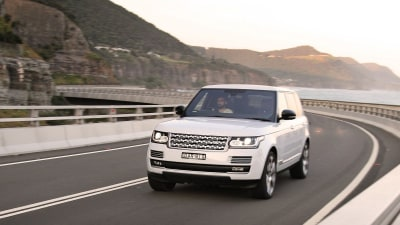 2016 Range Rover SDV8 Autobiography Long-Wheelbase Review - Large Luxe That Has No Peer