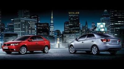 2009 Kia Cerato Revealed