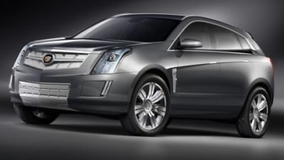 Cadillac Provoq hydrogen fuel cell concept debuts in Vegas