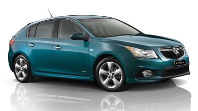 2012 Holden Cruze Hatch On Sale From November, Pricing Revealed